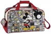 DISNEY SAC VOYAGE 45 Cm FOR KIDS MICKEY MOUSE STAR OF HOLLYWOOD