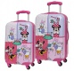 DISNEY KIDS SUITCASE MEDIUM SIZE Minnie's Cafe